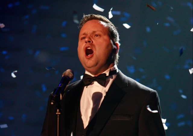 Paul Potts was the first ever winner of Britain's Got Talent