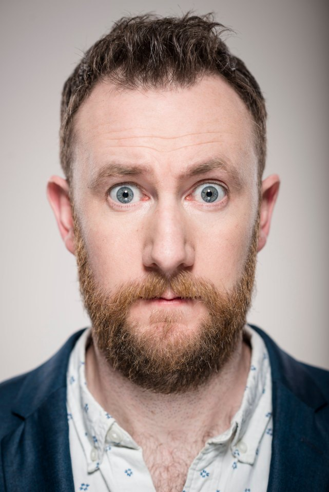 Alex Horne created and stars in original Dave series Taskmaster