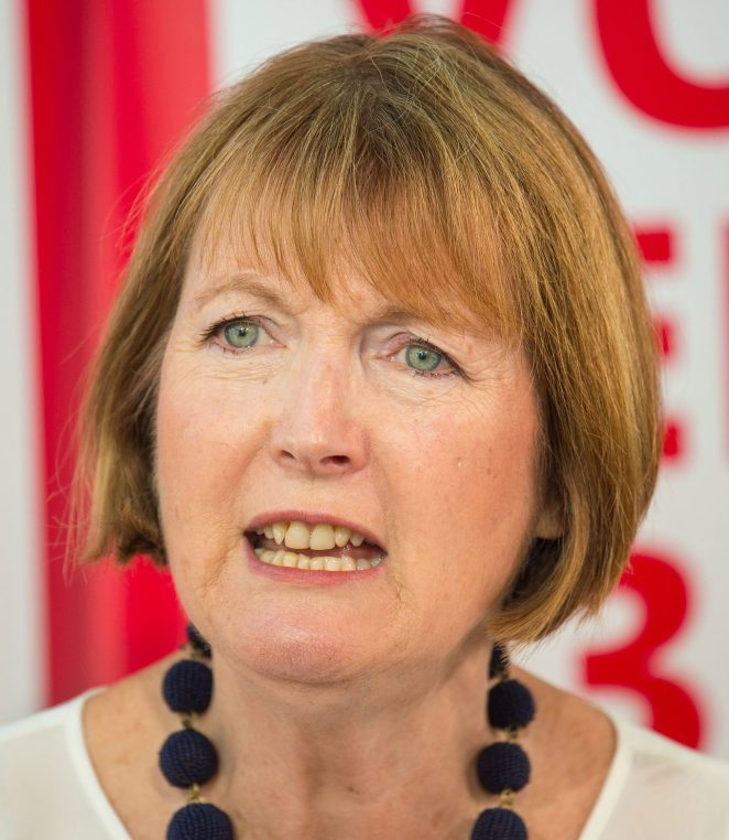 Veteran Labour MP and arch-Remainer Harriet Harman could replace Speaker John Bercow
