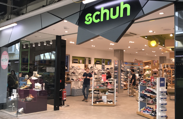 Secret Schuh discount website lets