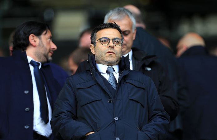 Club owner Andrea Radrizzani thinks Leeds could have merely revealed all to League chiefs