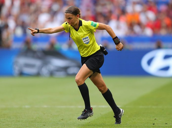Stephanie Frappart will be the first female to take charge over a Uefa men's event when she takes charge of the Liverpool v Chelsea Super Cup final