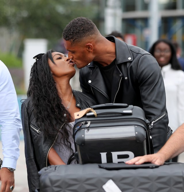 The Love Island couple are officially boyfriend and girlfriend since leaving the villa