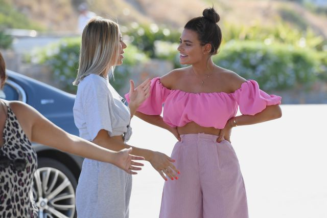 Megan and Demi have sparked speculation that their romance is already over after unfollowing each other on Instagram