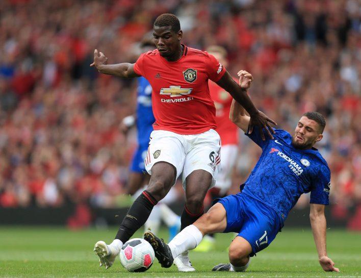 The midfielder enjoyed a good start to the season vs Chelsea