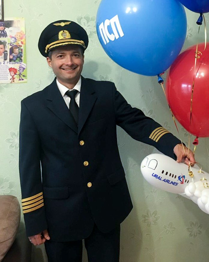 Putin's spokesman has hailed the pilot as a'hero'