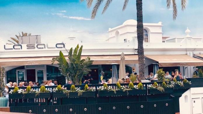 Bentley is co-owner of La Sala in Marbella