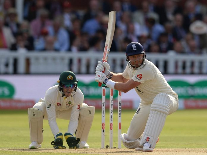 Jonny Bairstow was one of only two England players to pass 50 as they were all out for 258