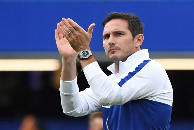 Chelsea boss Frank Lampard is giving youth a chance at Stamford Bridge