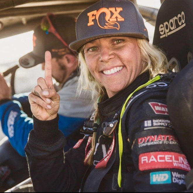 Racer Jessi Combs admitted she was 'crazy' for trying to break the land-speed record days before her death