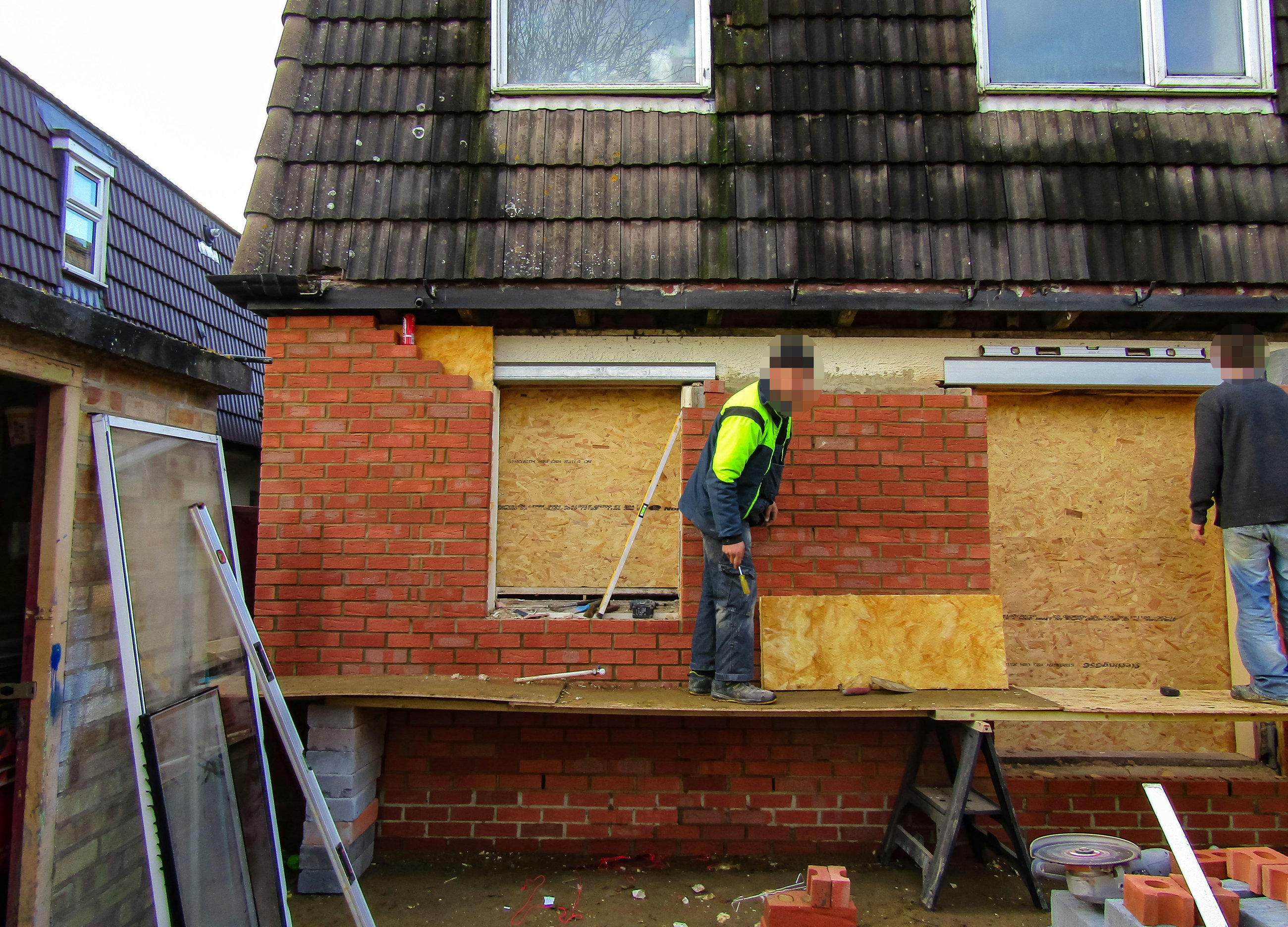 The cost of a roof alone can come up to around £5,000 or £6,000