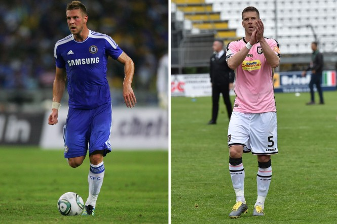 Slobodan Rajkovic was wanted by Europe's biggest clubs but is now a free agent after being released by Palermo