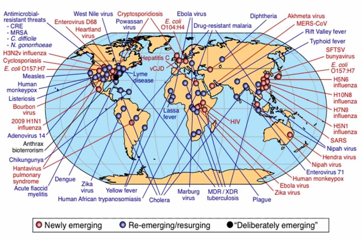Devastating outbreak of flu-like illness could kill 80 million ...
