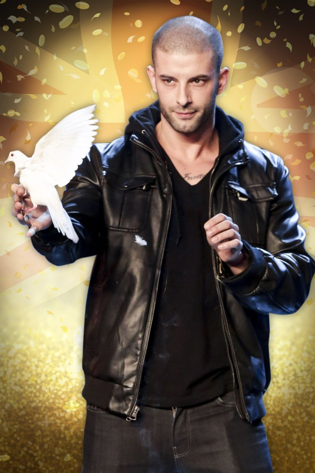 Be amazed by Canadian illusionist Darcy Oake