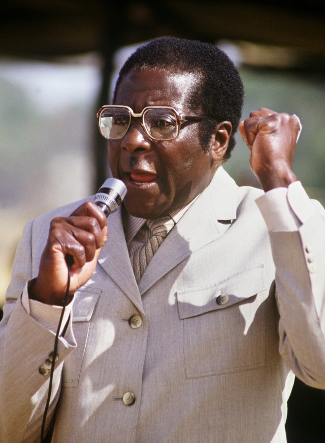 Mugabe abolished the Office of Prime Minister to appoint himself President of Zimbabwe in 1987