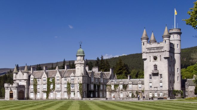 The Queen always invites her family to Balmoral for her two-month summer holiday