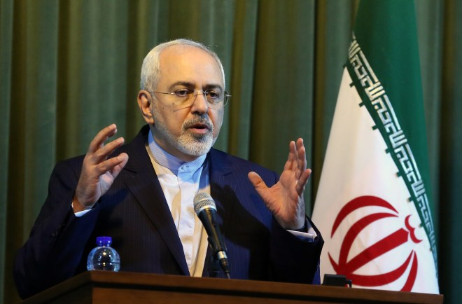 Iran's Foreign Minister Mohammed Javad Zarif has vowed to unleash 'all out war' if the US or Saudi attack the Islamic Republic