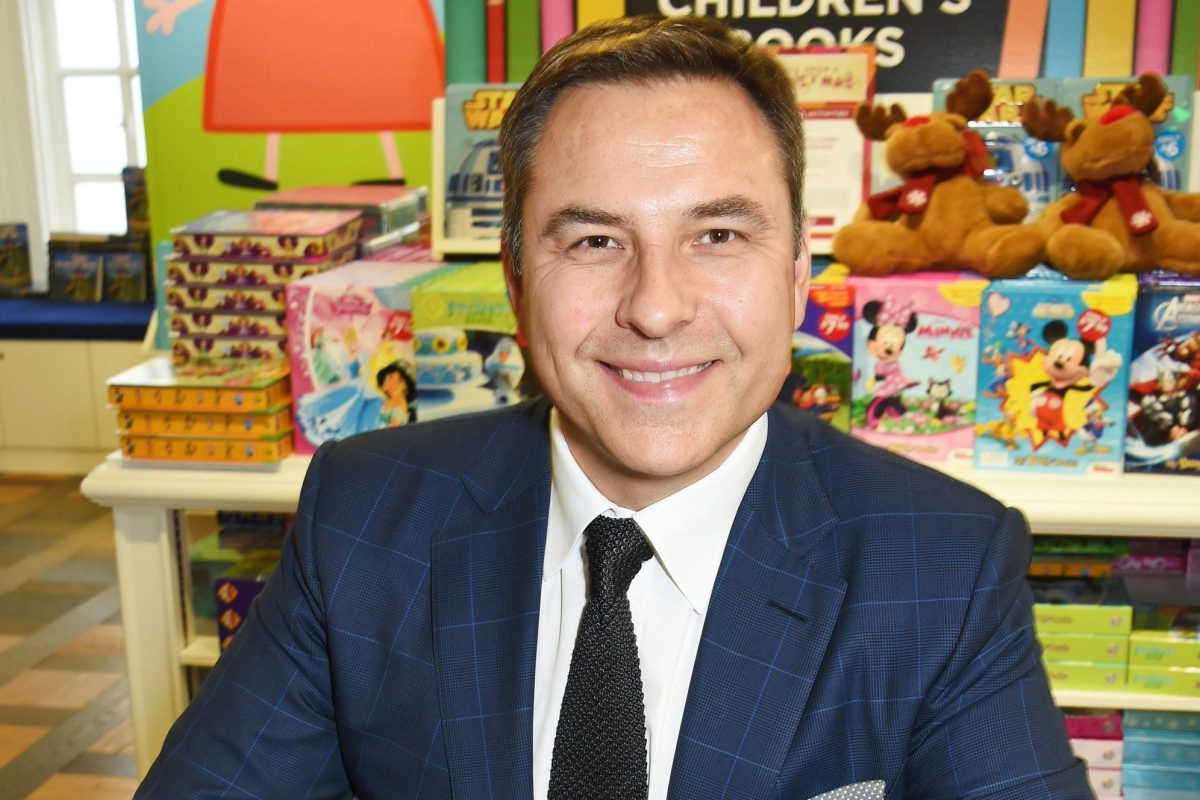 David Walliams' books to be given away when kids buy a Happy Meal at McDonald's