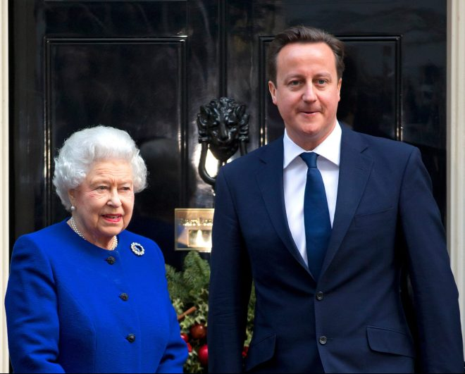David Cameron revealed he discreetly asked the Queen for her help in the Scottish referendum