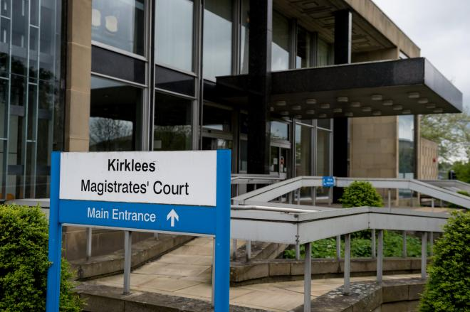 The mum pleaded guilty to a charge of child neglect at Kirklees Magistrates' Court