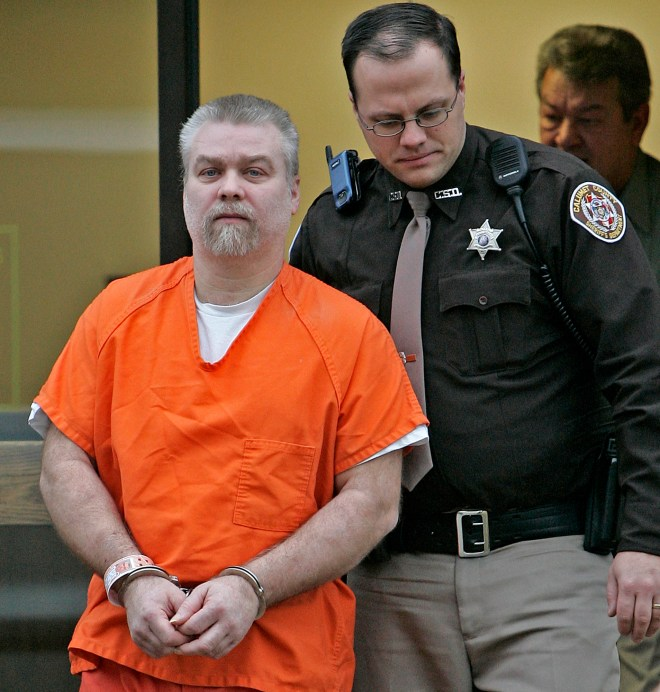 Steven Avery is currently serving a life sentence for the murder of Theresa Halbach