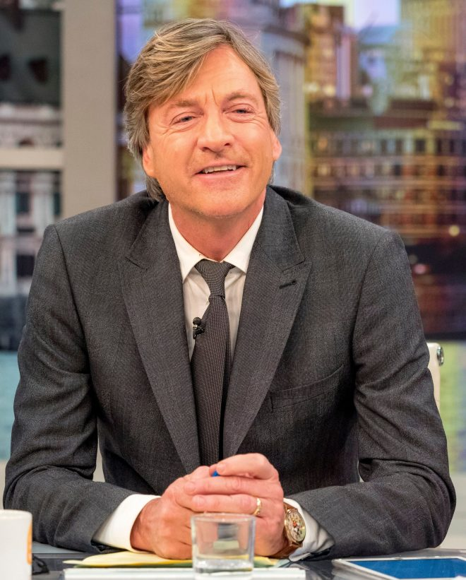 Richard Madeley will join the new series of The Circle