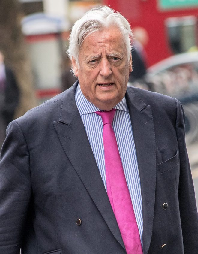 Michael Mansfield QC claims livestock farming is destroying the planet