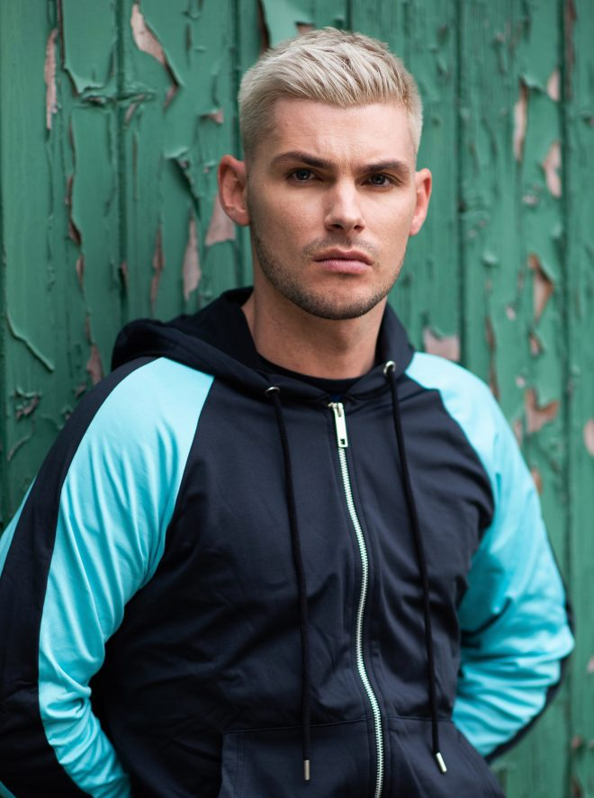 Ste Hay has been groomed by Jonny Baxter and Stuart Sumner in Hollyoaks