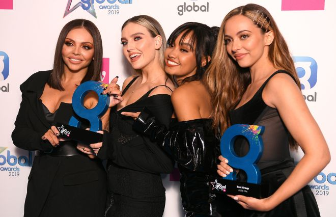 Jesy Nelson says all of Little Mix were forced to sign up to social media in the wake of their X Factor win