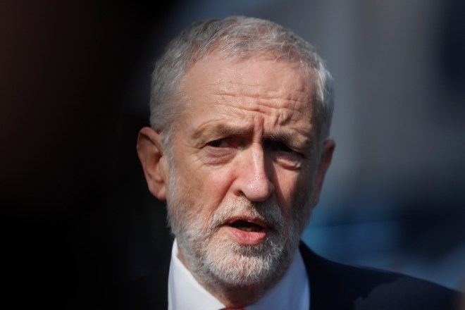 Jeremy Corbyn has been blasted for failing 'to do anything' to curb 'the ongoing abuse of Jewish party members'