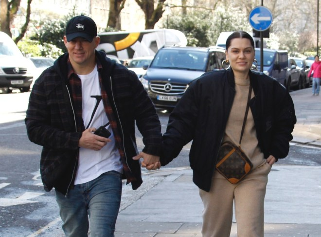 Jessie J has penned a love song about boyfriend Channing Tatum
