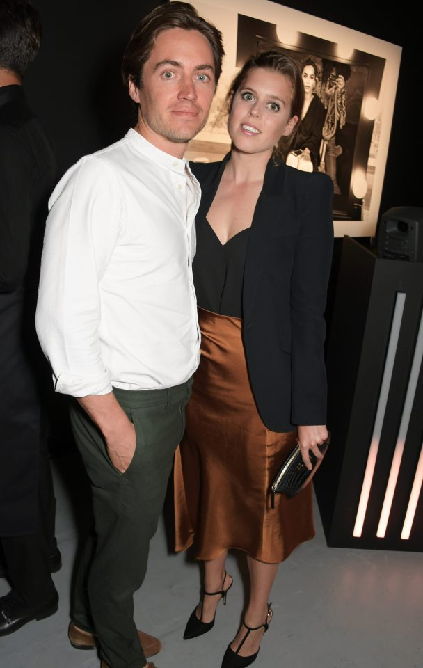 Edoardo Mapelli Mozzi and Princess Beatrice are engaged to be married