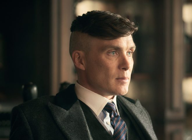 A boy was banned from classes after getting a haircut similar to the shaved style worn by actor Cillian Murphy as Tommy Shelby in Peaky Blinders