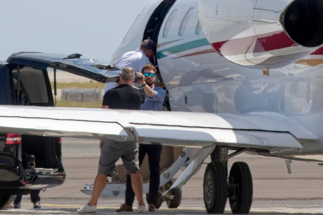 The royal couple have come in for criticism for their use of private jets