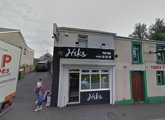 Hiks in Swansea offers a discount to OAPs