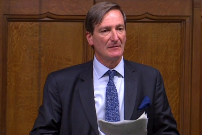 Dominic Grieve, who had the whip removed for rebelling against his own party, said Boris Johnson needed to respect the law