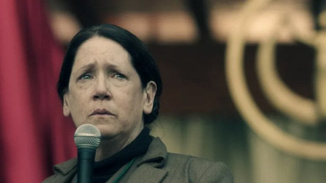 The Handmaid's Tale's Aunt Lydia set for 'massive catastrophe' in season 4