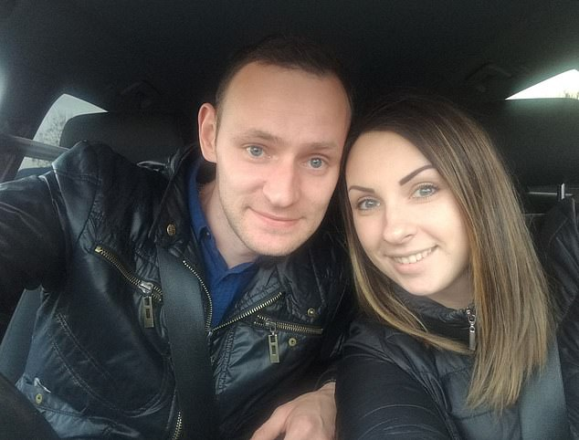 Boots Opticians worker Lana,23, and Kiril, 32, a Pizza Express worker have been named locally as the couple found dead in the suspected murder-suicide
