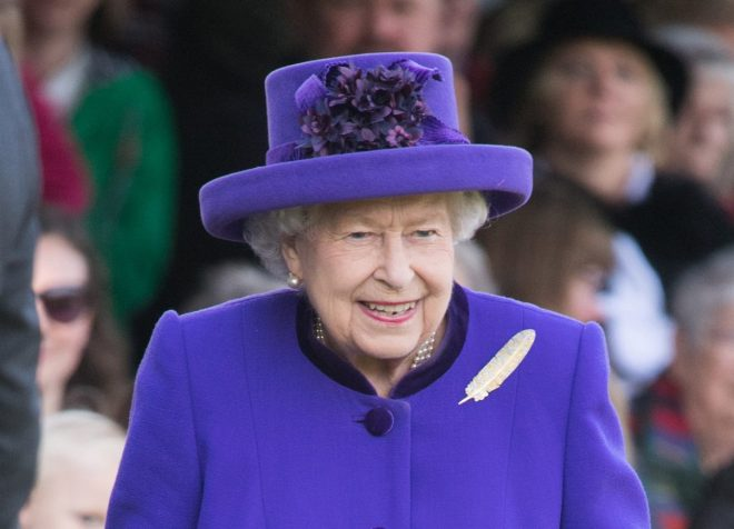 The Queen is expected to remain above politics