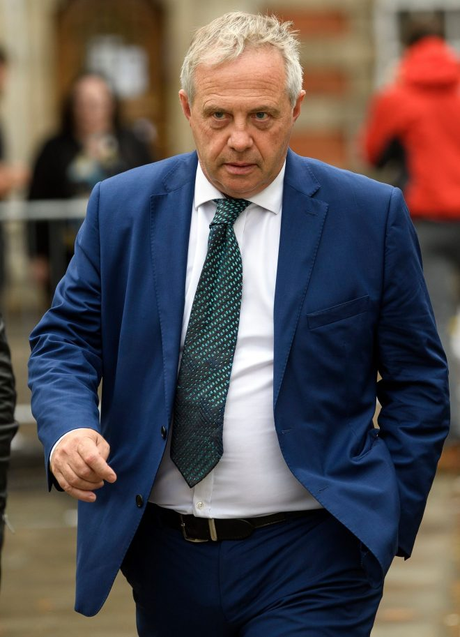 John Mann said he would never forgive Jeremy Corbyn for allowing anti-Semites to hijack the party