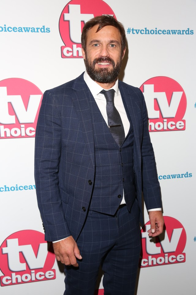 The Hollyoaks actor has remained tight lipped over what caused the row