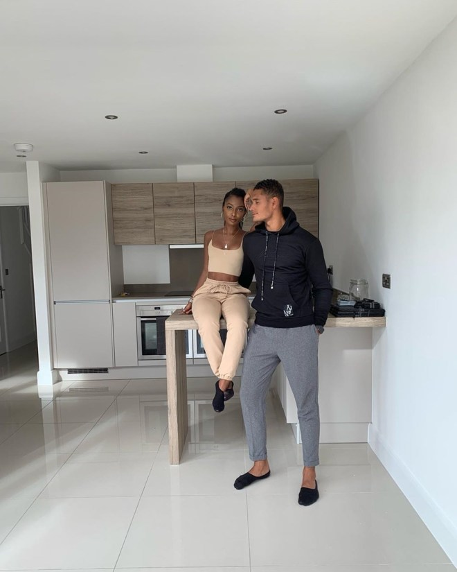Love Island's Jourdan and Danny move in together as they make relationship official