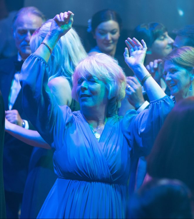 Alison Steadman shows off her moves in upcoming BBC1 drama Life