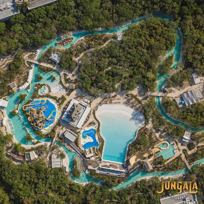 Jungala opened earlier this year