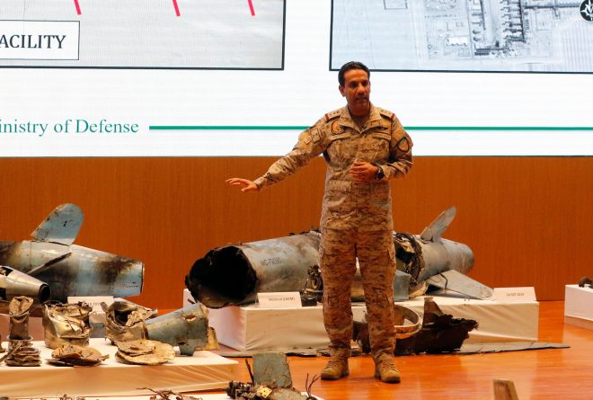 Saudi Colonel Turki bin Saleh al-Malki reveals the 'undeniable evidence'