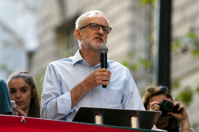 Jeremy Corbyn will speak at the end of Labour Party conference