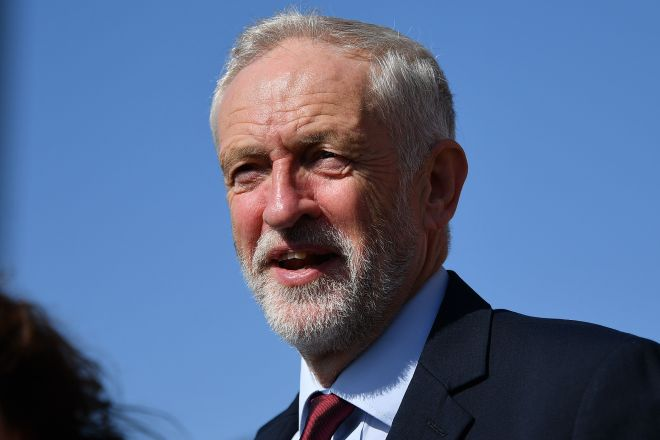 Pressure is on Jeremy Corbyn to make his mind up over Brexit