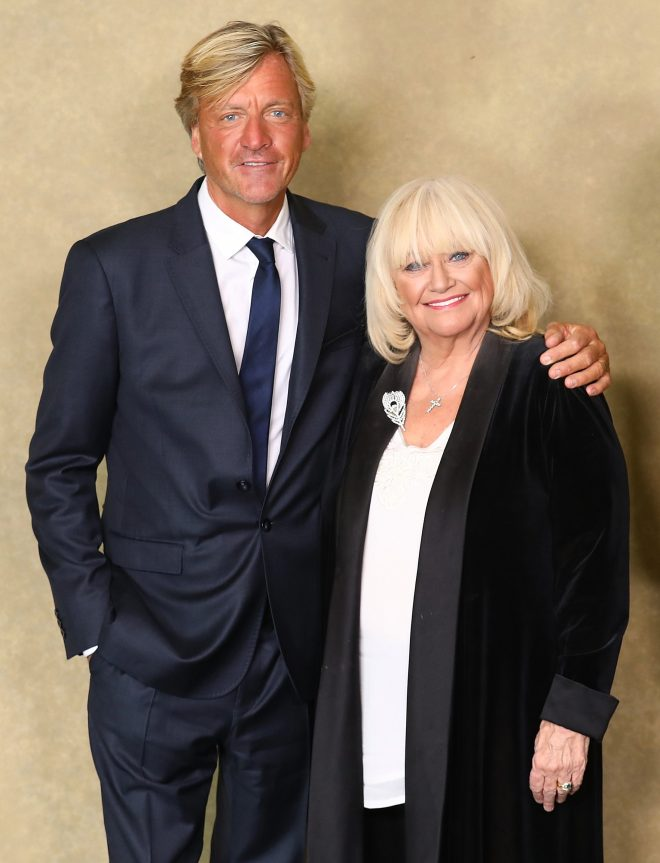 The presenter, married to Judy Finnigan, has been described by insiders as TV gold