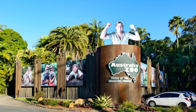 Bob reportedly feared that Australia Zoo was becoming 'tacky' under Terri's leadership