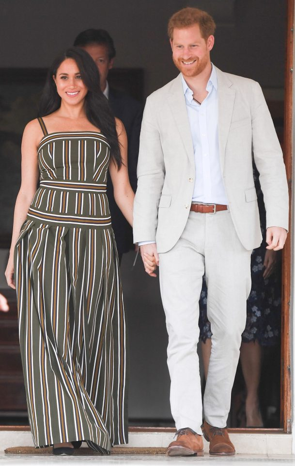 Harry and Meghan want to use their platform to try and create a better society